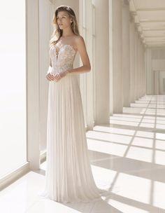 Il colore Pantone 2018 - L'abito da sposa 3