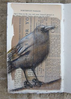 (still) keeping company with the birds . . . by bettyfromtexas, via Flickr