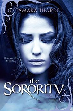 The Sorority by Tamara Thorne… My Opinion-Its a 3-n-1 trilogy. The characters are realistically written & there is a good storyline. It isn't scary, dark or even twist like some of her books. But it is a interesting enough book to pass the time.