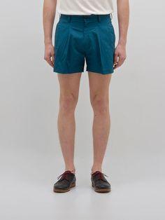 Very Shorts - Petrol Blue