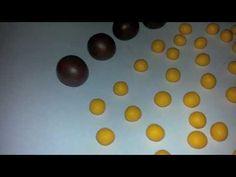 ▶ Tutorial girasoli effetto thun di Strega Pasticcia - YouTube