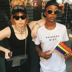 Kyra černá lesba