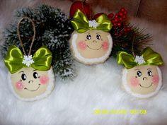3 Lebkuchen Gesicht  Weihnachten Deko Shabby Landhaus Tilda Handarbeit  Anhänger in Möbel & Wohnen, Dekoration, Sonstige | eBay!