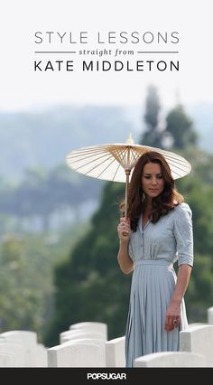 The reasons why Kate Middleton is our style icon