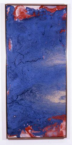 Walter Darby Bannard, Twocone Pond, 1977