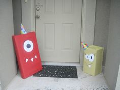 We started at Winfield Manor: Bennett's 1st Birthday Party! (Little Monster theme)