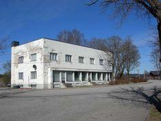 Sauvon osuuskauppa Aitta (Huttunen1933) #funkis #funkkis #functionalism