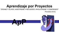 Interesante información sobre el ABP (Aprendizaje Basado en Proyectos).