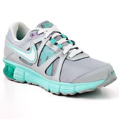 Final price Nike Reax Rocket 2 Running shoes Gently worn in excellent shape,, gray with mint size 7,5 Nike Shoes Athletic Shoes