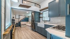 The Most Biggest Tiny Home on Wheels for Sale by Movable Roots - YouTube