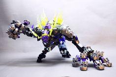 Lego Bionicle The Quake Beast Moc Lego Mecha, Bionicle Lego, Lego Bots, Arte Ninja, Lego Fire, Lego Creative, Lego Knights, Lego Sculptures, Amazing Lego Creations