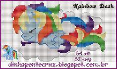 I'm thinking Minecraft. Cross Stitch Horse, Beaded Cross Stitch, Crochet Cross, Cross Stitch Charts, Cross Stitch Embroidery, Cross Stitch Patterns, Rainbow Dash, Twilight Sparkle, My Little Pony Unicorn