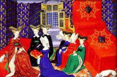 Mujeres en la historia: La primera escritora, Christine de Pizan (1364-1430)