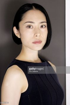 Actress Eri Fukatsu is photographed for Self Assignment on May 15, 2015 in Cannes, France.