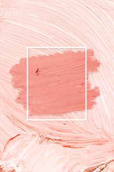 Matte orange paint with a white rectangle frame on a pastel pink brush stroke background illustration   free image by rawpixel.com / manotang Pastel Pink Wallpaper, Pink Wallpaper Backgrounds, Pink Wallpaper Iphone, Cute Patterns Wallpaper, Wallpapers, Backgrounds Free, Aesthetic Backgrounds, Wallpaper Ideas, Photo Wallpaper