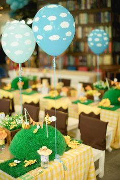 Dave's Hundred Acre Wood | CatchMyParty.com