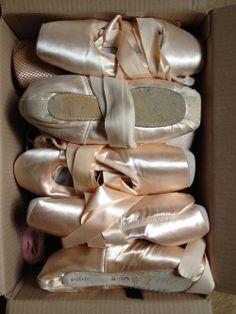 Wow #balletshoesinabox