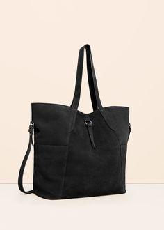 Shopper δερμάτινη τσάντα - Μεγάλα μεγέθη 0fc4fcd1290