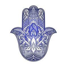 fatima hand: Ручной обращается богато украшенный Амулет Хамса рука Фатимы. Этнические оберег встречается в индийской, арабской и еврейской культур.