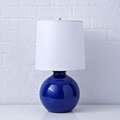 Unlike real gumballs, our shiny Gumball Lamp is designed to last a long time, from nursery to bedroom to living room.