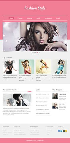 Ecommerce website Design and web Development by TechIdea NZ Internet Marketing, Online Marketing, Facebook Layout, Fashion Website Design, Mini Site, Seo Online, Responsive Web, Business Pages, Promote Your Business