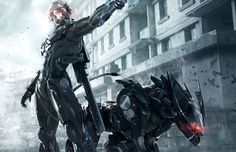 Metal Gear Rising: i DLC ora sono gratis!