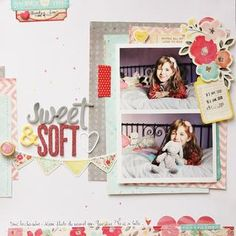 sweet and soft by sophie crespy at Studio Calico