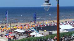Een mooie stranddag in 2013