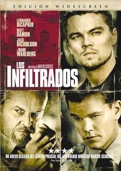 Infiltrados (2006) EEUU. Dir: Martine Scorsese. Thriller. Drama. Acción. Mafia - DVD CINE 995