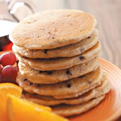 Gluten-Free Pancakes Recipe from Kathy Rairigh in Milford, Indiana — from Taste of Home