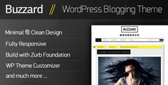 Review Buzzard - WordPress Responsive Blogging ThemeIn our offer link above you will see