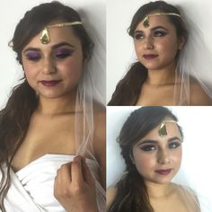 CLOSE UP!!!  We had an incredible Bridal Makeup Challenge today in our #hiorlando Campus👰❤️Our talented students created gorgeous bridal looks✨ Makeup @_soul.d_out  Model @whisper_6low   #hi #hibc #hollywoodinstitute #hijourney #beauty #beautyschool #makeup #motd #mua #makeupartist #makeupoftheday #makeuplover #glam #style #fashion #bridal #bride #bridalmakeup #gold #indian #indianwedding