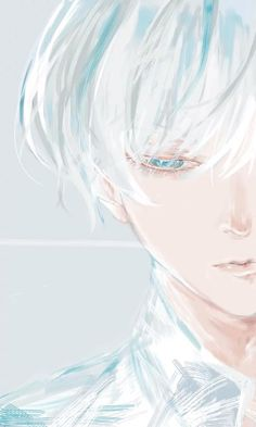Haise <3 <3 you're the new subject of my fics. Prepare for character death and drama >:D
