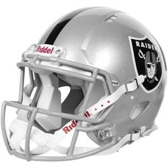 NFL Oakland Raiders Speed Authentic Football « StoreBreak.com – Away from the busy stores
