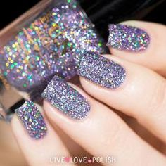 Swatch of Fun Lacquer The Art of Sparkle