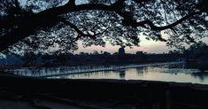 #siemreap #cambodia #kambodscha #asia #travel #tempel #angkorwat #angkor #wat #italianoinasia #españolenasia #mixinasia #enjoy #explorasia… Siem Reap, Angkor Wat, Asia, River, Celestial, Sunset, Outdoor, Instagram, Cambodia