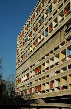Lecorbusier-Housing Unit | Free Cad Blocks & Drawings Download Center
