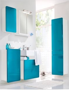 Blue Bathroom Bathrooms White Dream Turquoise Accessories