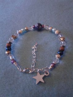 Bracelet from 29/05/14. Costs £7.50