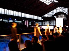 January 2014, 080 Fashion Week in Barcelona. Design in contact with the ancient city and with new recovered spaces. http://www.080barcelonafashion.cat/  #barcelonainspiresme #wefindyourplace