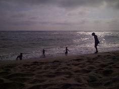 Playa en Lima-Perú