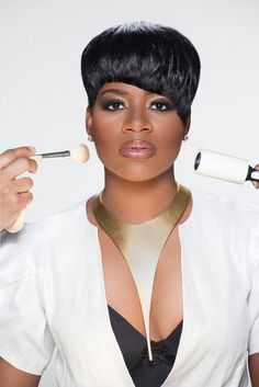 Try easy Fantasia Barrino Short Hairstyles 132219 30 Best Fantasia Short Hairstyles Cool & Trendy Short Hairstyles ideas using step-by-step hair tutorials. Fantasia Short Hairstyles, Cool Short Hairstyles, Girl Hairstyles, Elegant Hairstyles, Latest Hairstyles, Weave Hairstyles, Fantasia Barrino, Afro, Natural Hair Styles