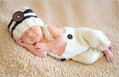 >> Click to Buy << Newborn Photography Props Crochet Knitting Costume Set Hats and Pants Newborn Outfits Accessory #Affiliate