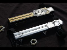 Assassin's Creed Prop Weapons: Gravity Hidden Blade, Gun, Sword, Apple of Eden