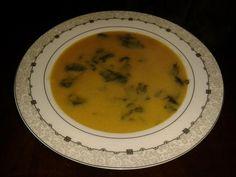 Sopa de Grão com Agriões | SaborIntenso.com