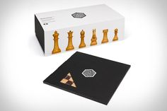 Pentagram Redesigns The Chess Set For A Rebirth | Co.Design | business + design