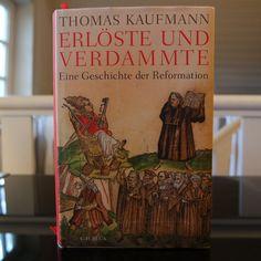 In seinem neuesten Buch über die #Reformation geht es Thomas Kaufmann u.a. um Luther als Medienrevolutionär, der sich den Buchdruck wie kein zweiter zunutze machte.