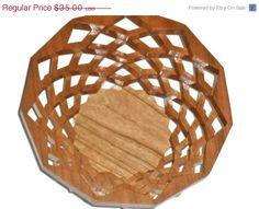 ON SALE Woven Bowl by KentsKrafts on Etsy, $28.00