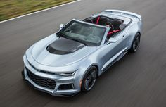 What price (track) glory? Chevy publishes 2017 Camaro ZL1 and 1LE pricing and specs | Hemmings Daily