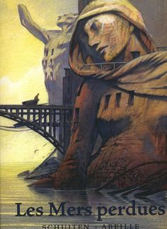 Imagine if cities were actually made this way. Wow. | Francois Schuiten #art